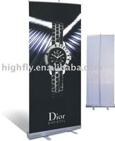 Outdoor Advertising Display Stand,display exhibition material banner