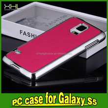 For samsung galaxy s5 electroplated cell phone cases,for Samsung Galaxy S5 electroplated cases