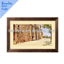 art frames digital picture photograph frame wall art customized picture printing
