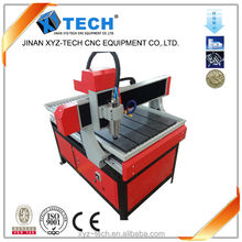 small-size wood arts crafts engraver 0609 cnc router 3d / 4 axis mini cnc router / mini cnc machine 4 axis