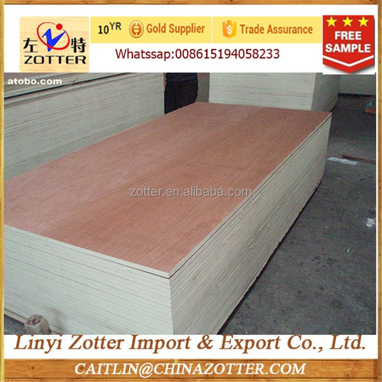 China Best Quality Plywood Standard size Philippines for sale to UAE and Africa market