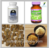 Fenugreek Seed Extract /Common Fenugreek Seed 50% Furostanol Saponins For Weight Loss and Sexual