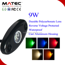 China Matec Nice Luminuous 12V LED Car AT V SUV UT V Boat Light