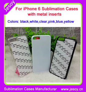 JESOY For iphone Clear Case,For iphone 6 TPU Sublimation Case,For iphone 6 plus Case Protective