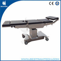BT-RA008 Top quality c-arm and x-ray mobile operating table