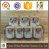 Wholesale Glazed Ceramic Canister Sets For