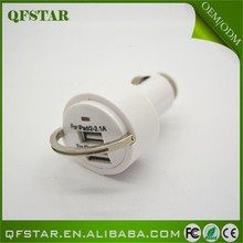 2014 hot selling mobile car charger usb charge any car