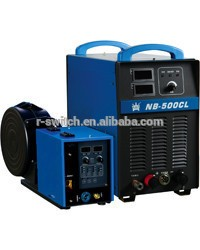 Inverter mig/mag/co2 welding machine NB-500CL
