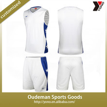 2015 OEM Sports basketball jersey / basketball uniform design / basketball shorts