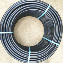Professional supplier HDPE pipe 20mm SDR17 PE 100 for water supply