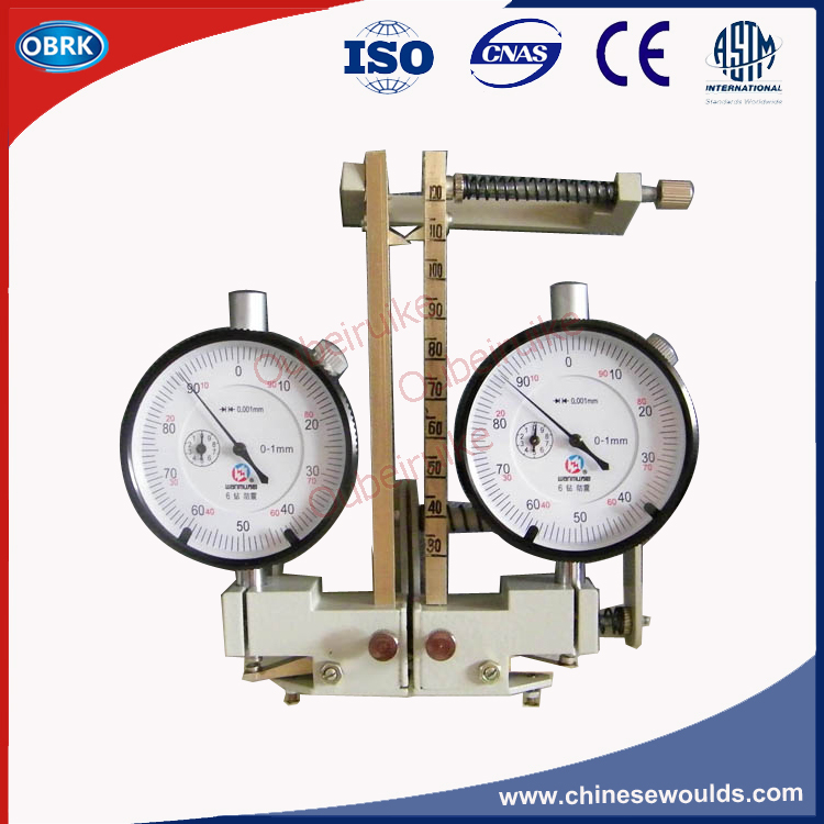 Portable Precise Measurement Physical Mechanical Properties Extensometer