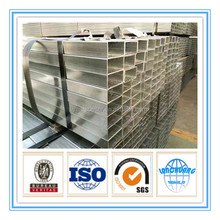 Alibaba websit Q195/Q235/Q345 Factory Supply 80x80 steel square tube/ galvanized steel square tube made in china