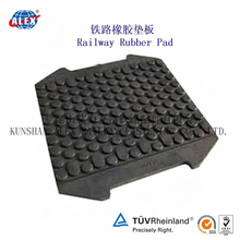brake pad mould/railway rubber crossing plate/rubber pad for glass plate