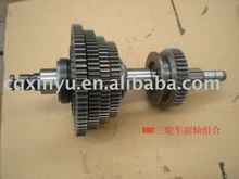 tricycle vice-axis gear/tricycle gear shift/tricycle reverse gear