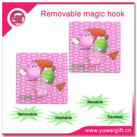 Heavy duty self adhesive decorative picture hanging hooks