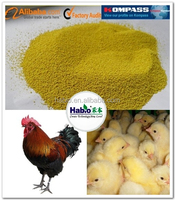 Hot sell.Poultry specialized Multi-enzyme with granule form