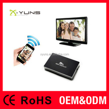 Digital cable tv set top box Mirroring Link Wifi Miracast Dongle