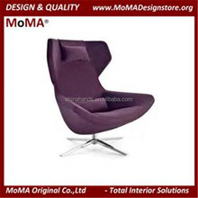 MA-SD119 Modern Living Room Relax Chair Cassina Chair With Metal Star Base