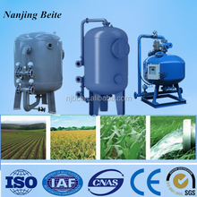 aquaculture mechanical sand filter /industrial activated carbon water filter