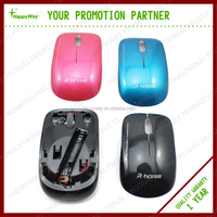 Colorful Mini Wireless Mouse , MOQ 100 PCS 0801022 One Year Quality Warranty