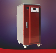 CE Certificated 18KW25.8KG/H Portable Electric Steam Generator/Boiler For Cooking Tea Leaves & Oven Drying