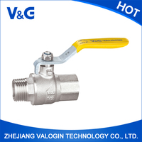 Kitchen Excellent Material Gas Isolation Valve