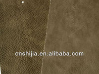 2016 new quality synthetic leather for sofa