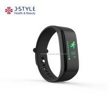 2018 J-Style bluetooth pedometer with heart rate monitor