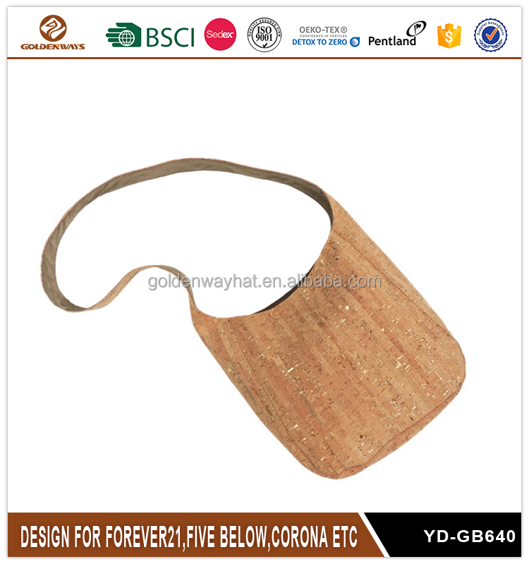 Fashion Creative Gold Thread Design Shoulder Bag for Women Good Quality