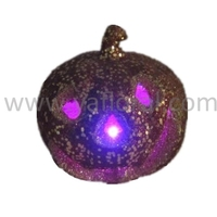 2015 new foam artificial LED halloween pumpkin for halloween decoration