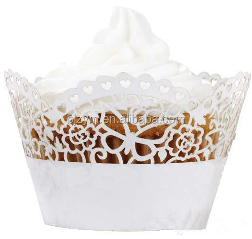 LOW PRICE butterfly fondant tools baking cups Cupcake Wrapper, home garden wedding party supplies
