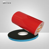 Free Samples Double side PE Foam glazing Tape for window & door made in china