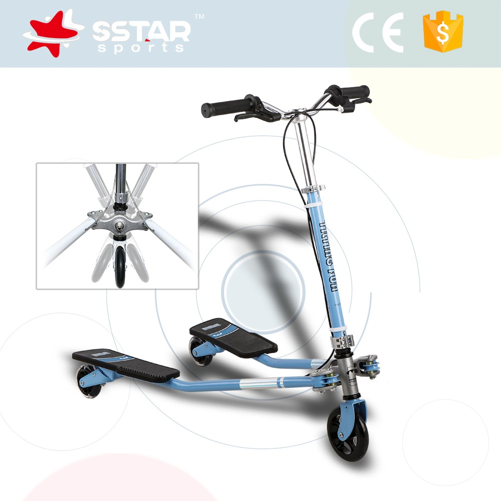 China hottest products fashion for girls boys safety 3 wheel scooter