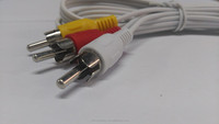 High Speed 3R-3R Video/audio RCA Cable