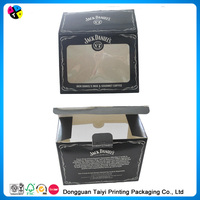 2014 Cheap printing finished wooden boxes for gift sale