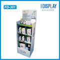 Hot sale humidifier cardboard display rack for supermarket promotion