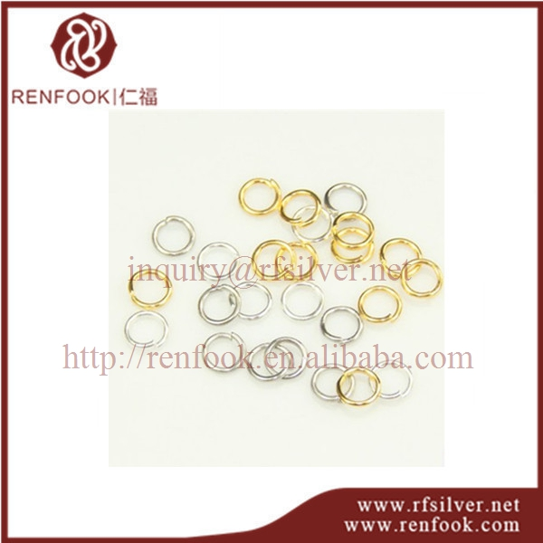 Lovely design Renfook non soldered jump rings for jewelry making