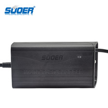 Suoer Smart Fast 3A Charger Universal 12V Auto Solar Car Battery Charger