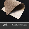 2017 Decorated PVC Synthetic Leather Textiles
