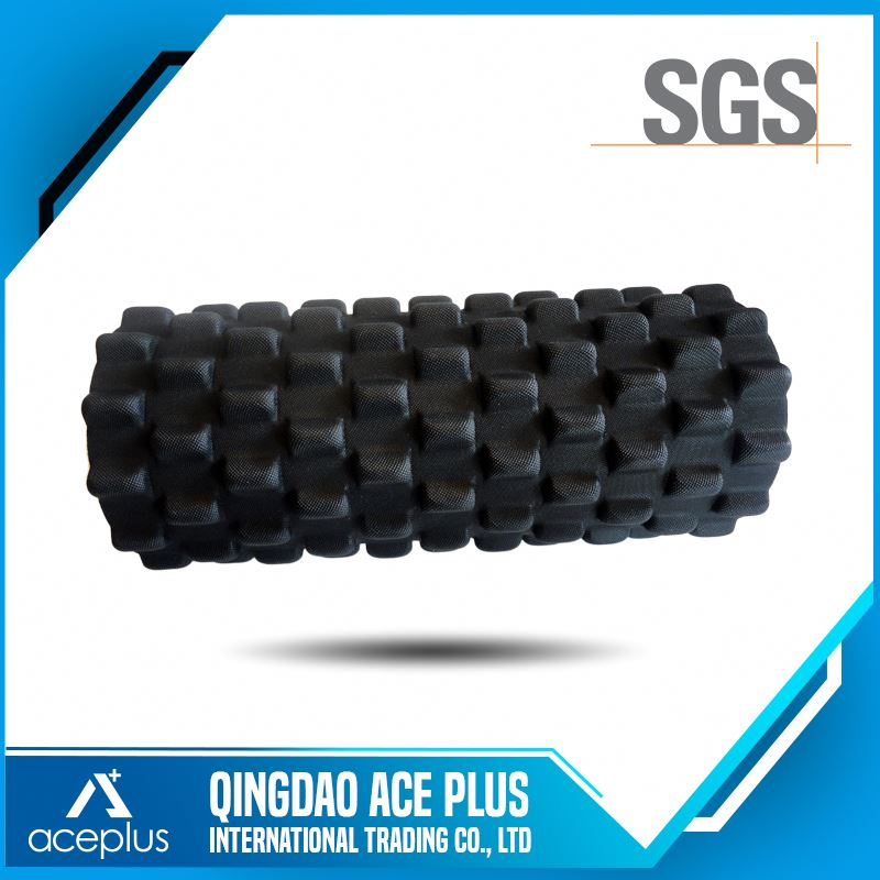 Fitness Hollow Yoga Foam Roller With Cap