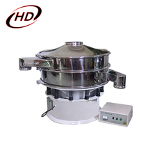Ultrasonic vibratory sieve screen separator