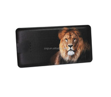 Corporate gifts power bank Ultra slim portable Power Bank 3000mAh support imprint logo or offset print