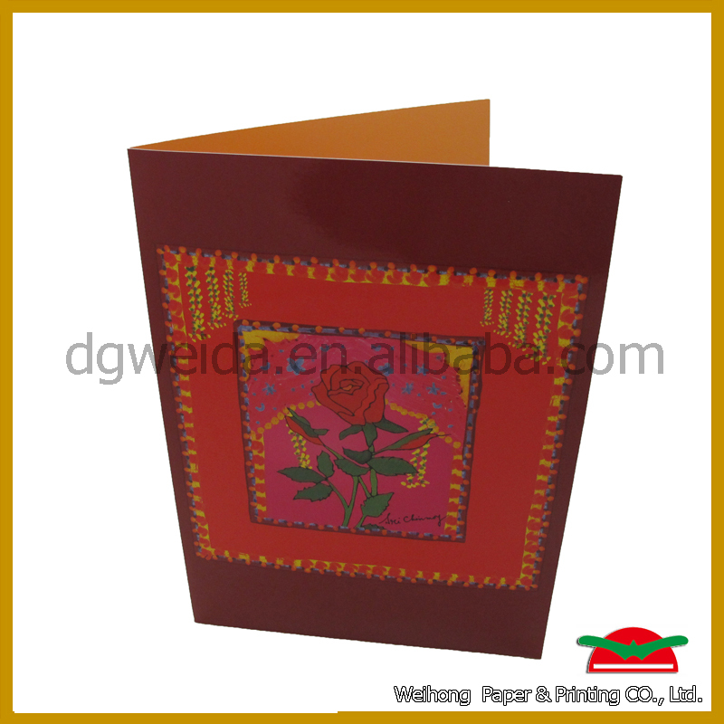 Customize pocket file folder with clips/a4 hard cover file folder