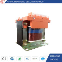 Insulation Class H Copper Winding Single Phase Step Down 230V Toroidal Power Transformer