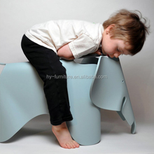 Creative plastic elephant child chair,Designer childrens fashion chair HYX-665