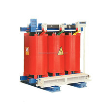 AN cooling dry type transformer AF cooling dry type transformer high output capacity transformer