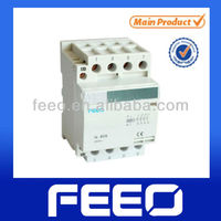HOT SALE!! in Europe din rail mounted Modular contactor