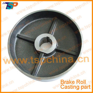 Tractor/Agriculture iron casting pulley,Forging spare parts