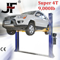 workshop garage use equipment two post car lift L-2-45D