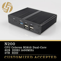 Mini itx case new products 2016 cheap mini pc thin client